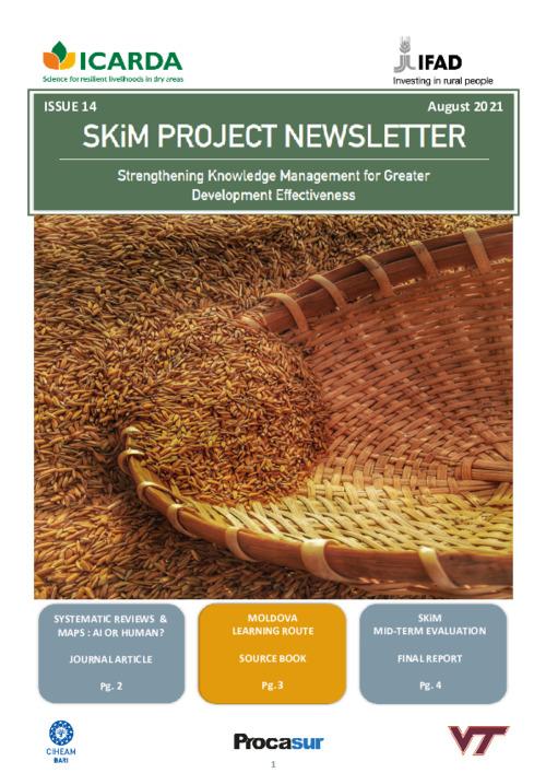 SKiM Newsletter issue 14