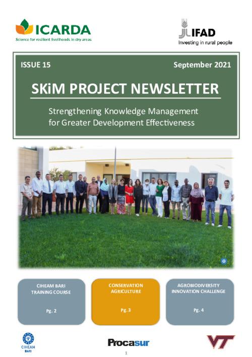 SKiM Newsletter issue 15