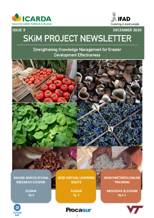SKiM Newsletter Issue 9