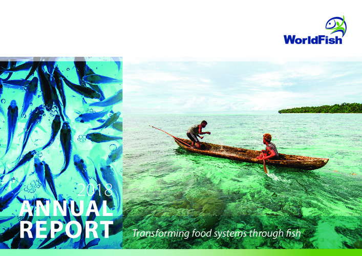WorldFish Annual Report 2018