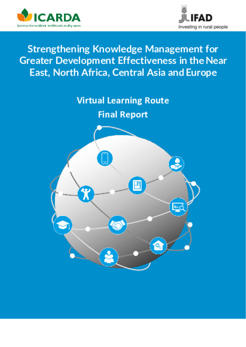 SKiM - 2020 Virtual Learning Route Final Report