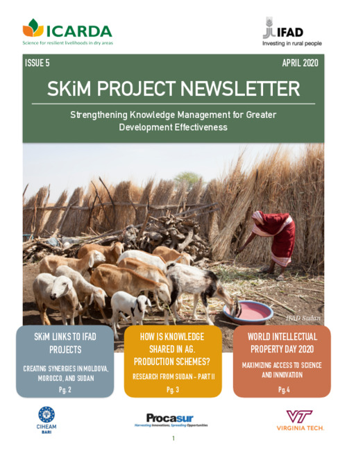 SKiM Newsletter Issue 5