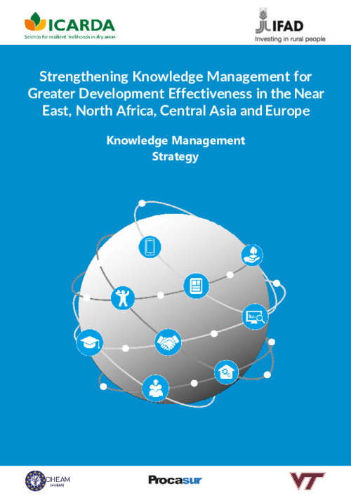 Strengthening Knowledge Management - IFAD-KM Project - Knowledge Management Strategy
