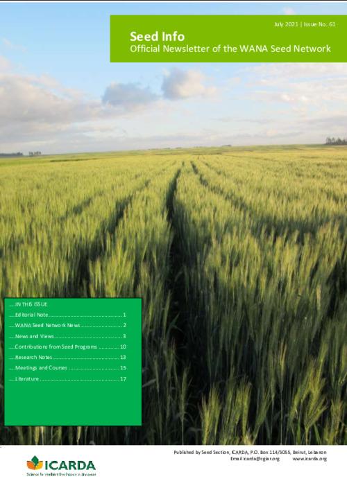 Seed Info No. 61