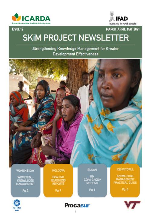 SKiM Newsletter issue 12