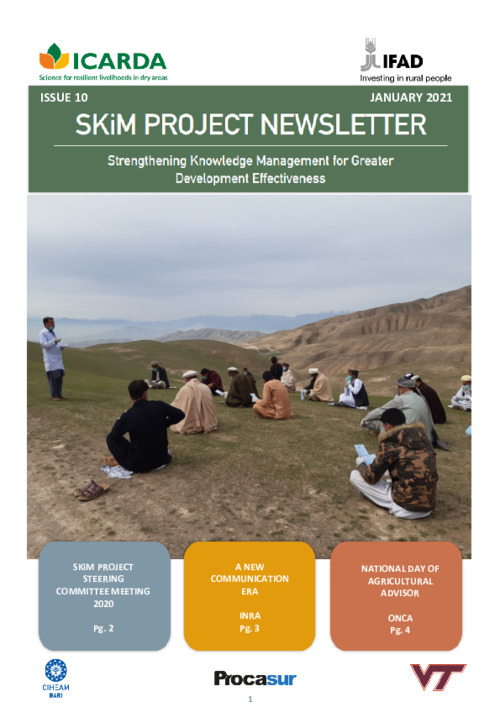 SKiM Newsletter Issue 10