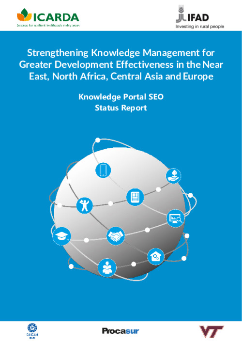 SKiM - Knowledge Portal SEO Status Report