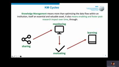 2020 SKiM Learning Week - KM Towards ICT-Based Systems